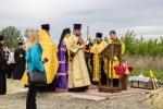 Закладка храма священномученика Иоанна Поммера