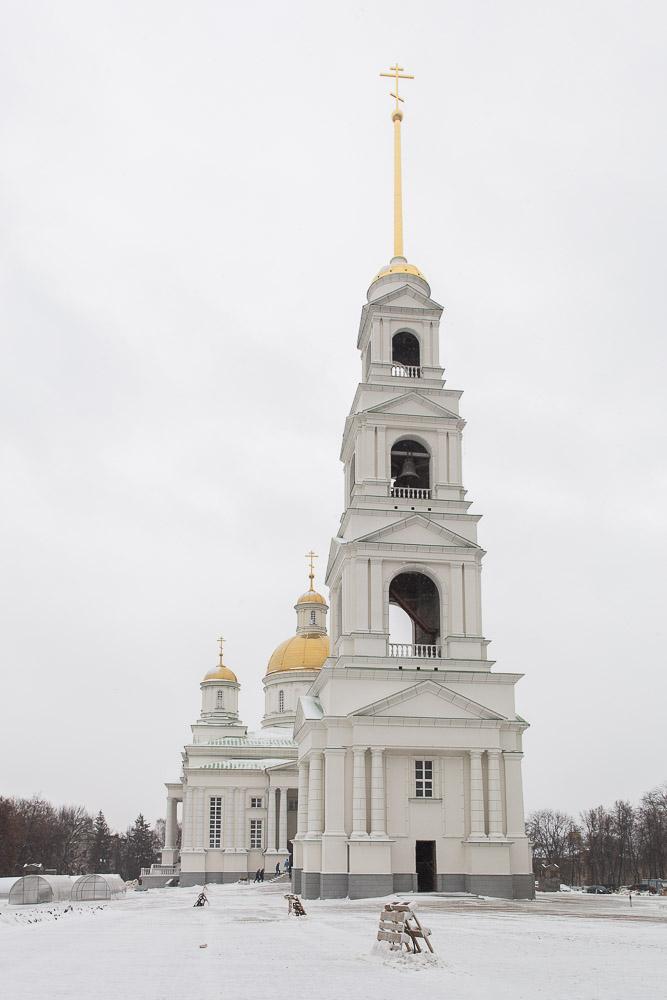 Заседание Попечительского совета по возрождению Спасского кафедрального собора