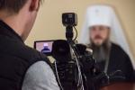 Пресс-конференция Высокопреосвященного Серафима