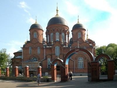В канун Недели 19-й по Пятидесятнице митрополит Серафим совершил всенощное бдение в Успенском кафедральном соборе