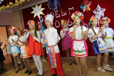 При храме Владимирской иконы Божией Матери состоялся праздничный концерт