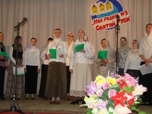 Сретенский фестиваль духовной и народной музыки состоялся в Шемышейке