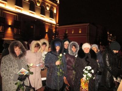 Пензенские паломники посетили Покровский женский и Донской мужской монастыри г. Москвы