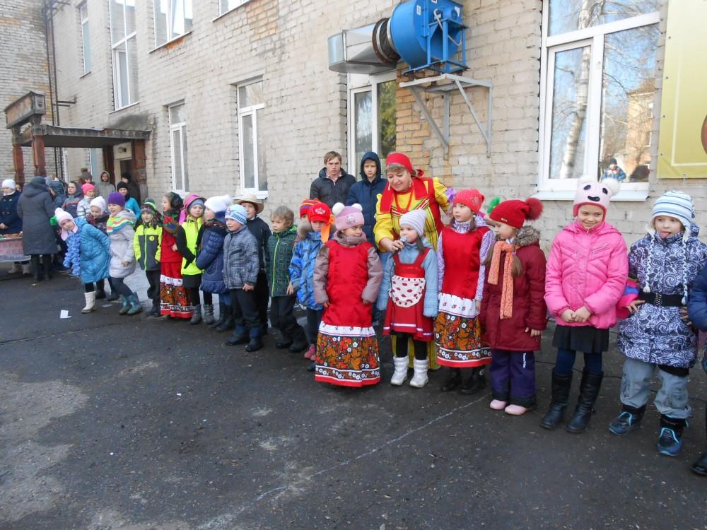 Учащиеся православной гимназии отпраздновали Масленицу