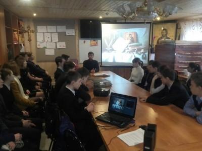 В Бессоновке состоялось мероприятие, посвященное Дню православной книги