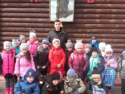 Для бессоновских школьников организовали экскурсию по храму