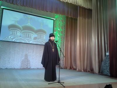 Благотворительный концерт в поддержку строительства храма во имя св. блгв. кн. Александра Невского состоялся в Каменке