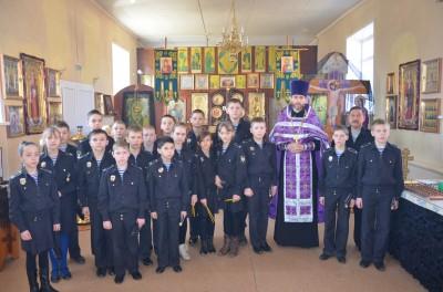 В Введенском молитвенном доме села Чемодановка состоялась панихида по погибшим морякам-подводникам
