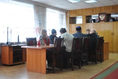 В Каменке состоялось заседание общественного совета при ОМВД России