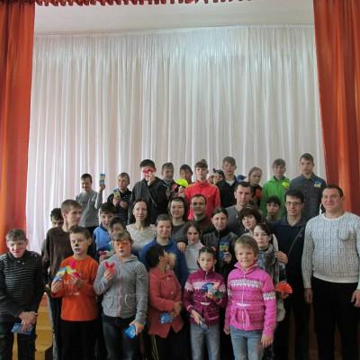 Активисты молодежного общества при Петропавловском храме Пензы посетили Мокшанский психоневрологический дом-интернат