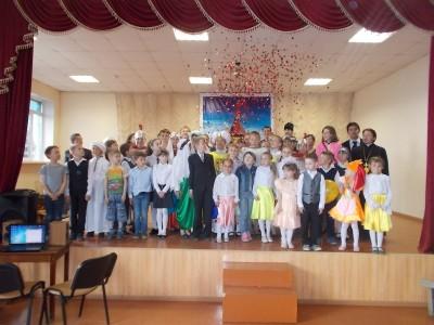 В Бессоновском доме детского творчества прошел пасхальный фестиваль воскресных школ