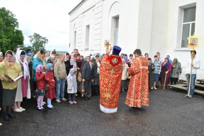 22 мая в храмах Каменского благочиния отметили престольные праздники