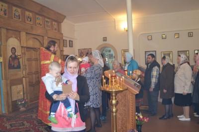В день памяти святых равноапостольных жен-мироносиц в Золотаревке состоялось праздничное богослужение