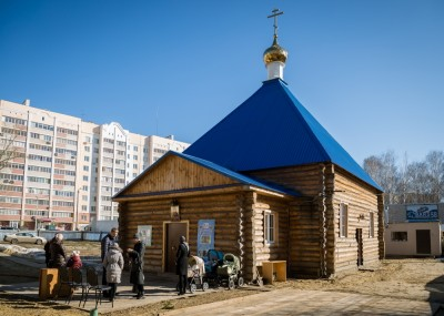 10 мая в храме Владимирской иконы Божией Матери города Пензы состоится пасхальный концерт