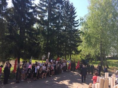 День Победы отметили в Степановке