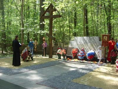 9 мая в Чаадаевке почтили память павших воинов
