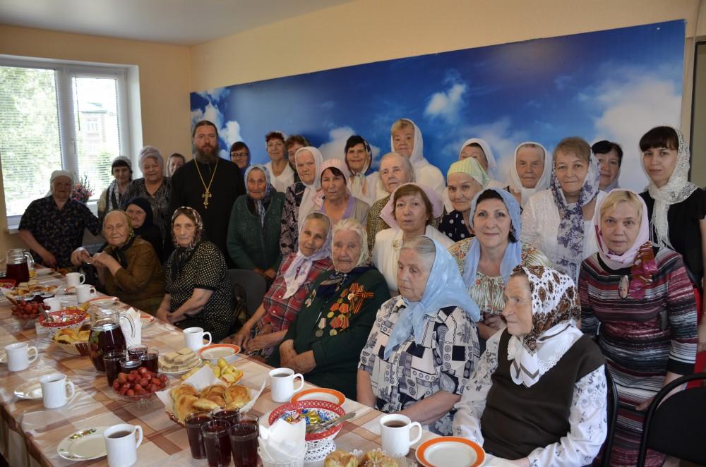 День памяти и скорби в храме Серафима Саровского г. Пензы