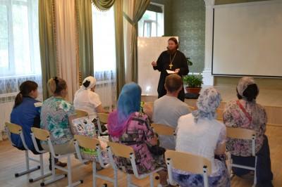 В Петропавловском храме г. Пензы состоялось очередное собрание приходского общества трезвости