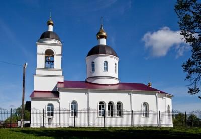 Престольный праздник отметили в Казанском храме с. Трофимовка