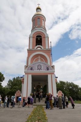 Накануне праздника явления иконы Казанской Божией Матери