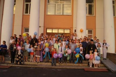 В Бессоновском благочинии отметили День семьи, любви и верности