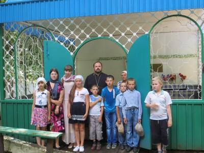 Паломническая поездка в Соловцовку