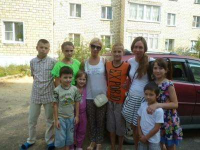 Участники молодежного общества «Донские» навестили подопечных в приюте «Бережок»