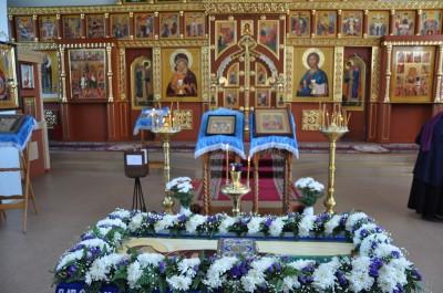 Праздник Успения Пресвятой Богородицы в с. Трофимовка