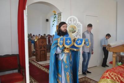 Празднование Успения Пресвятой Богородицы в Каменском благочинии