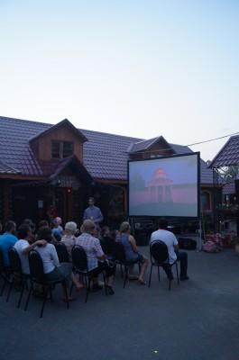 Православный кинофестиваль состоялся в Бессоновке