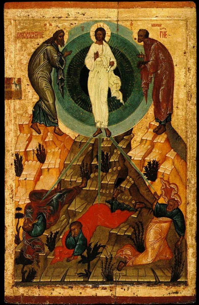 19 августа – Преображение Господа Бога и Спаса нашего Иисуса Христа