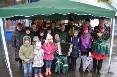 Воспитанники воскресной школы «Донские» приняли участие в фестивале «Спасские вечера»