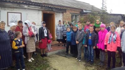 В селе Константиновка открылась воскресная школа
