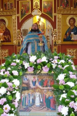 Праздник Покрова Пресвятой Богородицы в бессоновском благочинии
