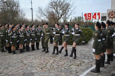 День призывника и посвящение в кадеты в Каменке