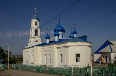 Каменский храм во имя святого великомученика Димитрия Солунского приглашает на престольный праздник