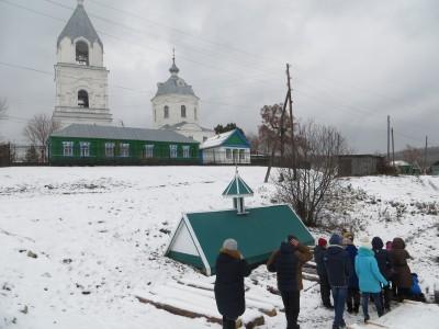 Паломники из Городища посетили Покровский Шиханский женский монастырь
