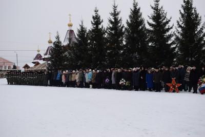 День памяти героев Отечества в Бессоновке
