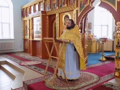 В храме во имя Казанской иконы Божией Матери в с. Трофимовка состоялось миссионерское богослужение
