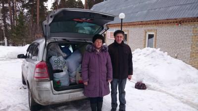 Приход Никольской церкви микрорайона Ахуны оказал помощь Дому ночного пребывания г. Пензы