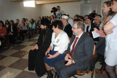 Благочинный Каменского округа принял участие в мероприятии «Семья – демографический ресурс России»