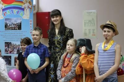В Ахунах состоялся праздник детской книги