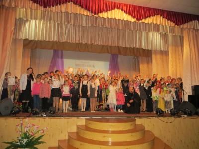Пасхальный фестиваль воскресных школ «Пасхальная радость» состоялся в г. Городище