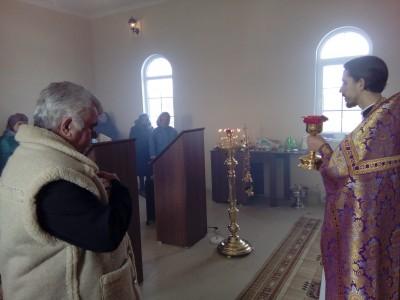 В селе Проказна отметили престольный праздник