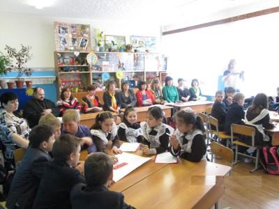 В селе Чаадаевка состоялся районный семинар учителей Городищенского района по курсу ОРКСЭ