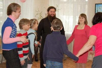 В Заречном состоялся Пасхальный праздник для детей-инвалидов