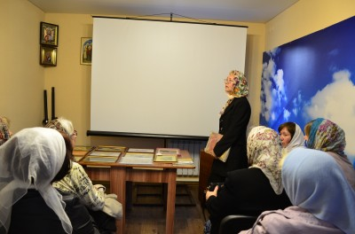 В Серафимовском храме Пензы состоялось итоговое занятие клуба «Жены-мироносицы»