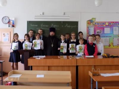 В селе Степановка прошли Кирилло-Мефодиевские чтения