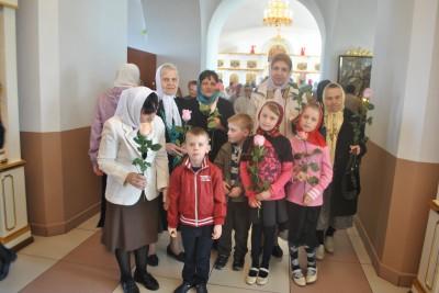 День святых жен-мироносиц в Каменском благочинии
