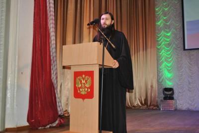 Благочинный Каменского округа принял участие в торжественном мероприятии, посвященному Дню российского предпринимательства